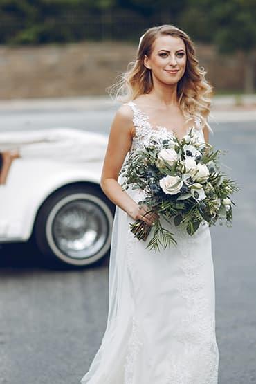 location de véhicule avec Chauffeur pour l'organisation de votre mariage