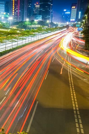 Vos déplacements toutes distances en véhicule VTC depuis l'Essonne vers toute la France