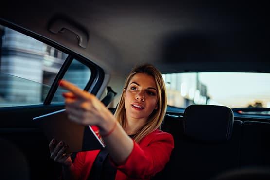 Votre Service de Transport Taxi & VTC à Chilly-Mazarin