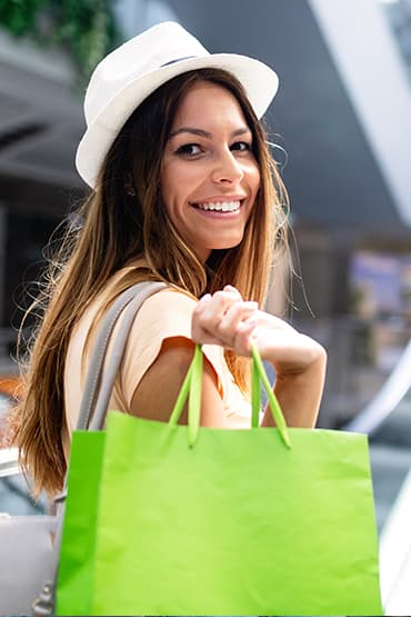 Transport pour vos envies shopping à Evry