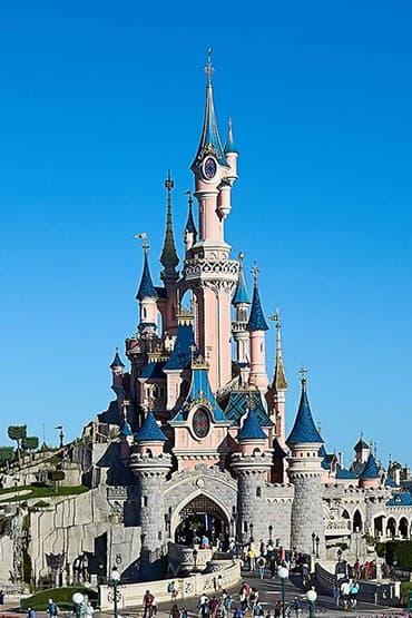 Transfert VTC entre Disneyland Paris et l'Essonne